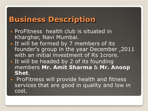 Mba Coaching Classes In Navi Mumbai by F Itness Club Business Model