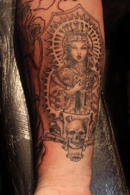 tattoo tribal religious whatevercathieb sleeve tattoos religious tattoo designs
