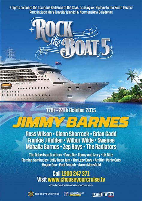 rock the boat 2020 cruise n groove 2018