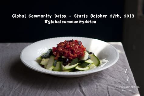 Community Detox by Global Community Detox 10 Day Countdown 10 Days To Go