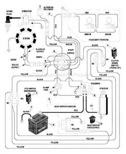wiring diagram murray ride on mower model 80 76 fixya