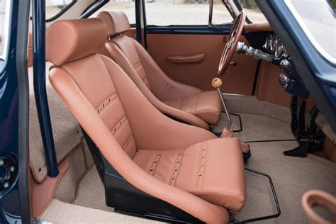 outlaw porsche interior a 1964 porsche 356 outlaw with a 236 hp 2 8 liter flat 6