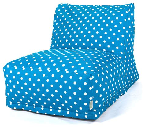 Polka Dot Bean Bag Chair by Indoor Small Polka Dot Bean Bag Chair Lounger