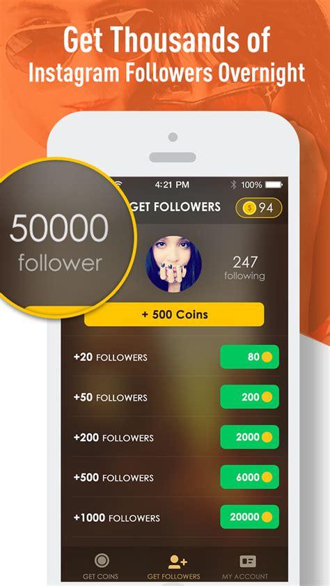 Follower for instagram apk