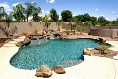 Backyard Resorts Pools And Spas 50 Backyard Swimming Pool Ideas Ultimate Home Ideas