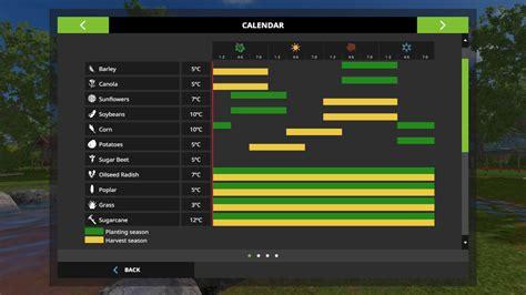 geo mod seasons geo paraguay ls17 farming simulator 2017 fs ls mod