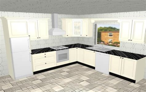 Kitchen Layout 3m X 3m | o rourke kitchens