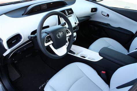 2016 toyota prius heated seats cloth vs softex priuschat