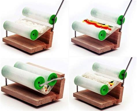 diy cigarette cigarette roller hungry belly diy sushi roll maker