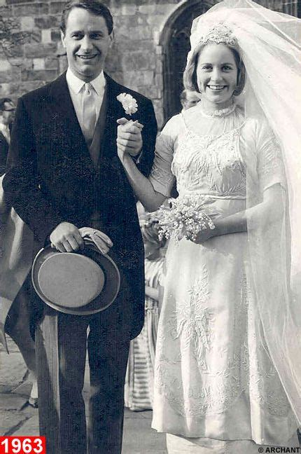 Geoffrey Palmer Sally Green Wedding Picture And Images