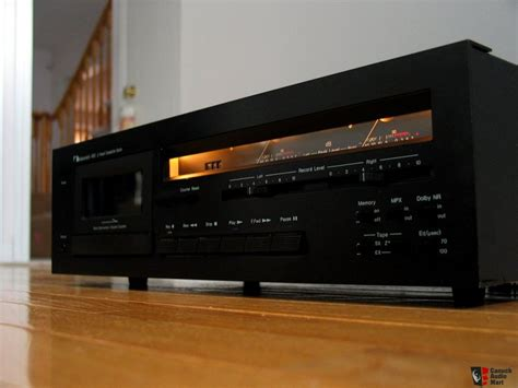 nakamichi cassette deck nakamichi 480 cassette deck in excellent condition photo