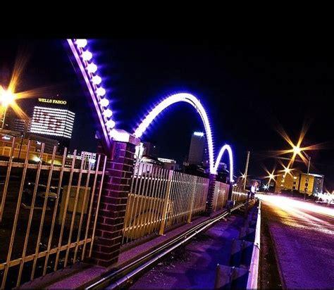 el paso lights el paso s freeway light arcs are back you seen them