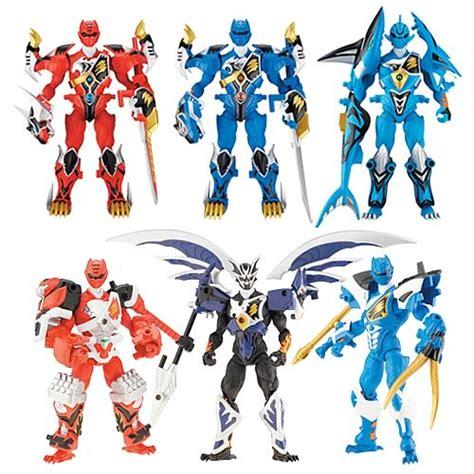 Ssk Power Ranger Robot Figure power rangers 5 inch animalized wave 3 figure