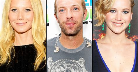 chris martin and girlfriend gwyneth paltrow not mad about chris martin dating jennifer