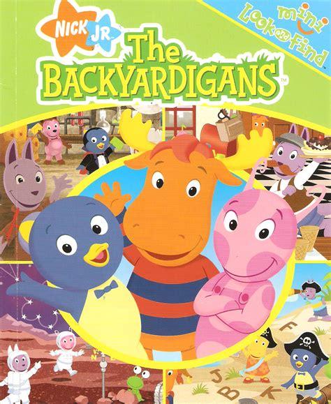 Backyardigans Books Category Books The Backyardigans Wiki Fandom Powered
