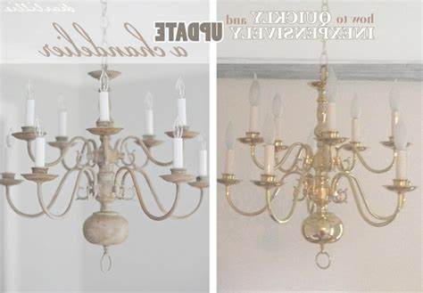 How To Clean A Brass Chandelier How To Clean Tarnished Brass Chandelier Musethecollective