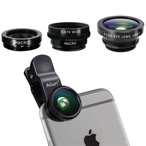 iphone lens iphone lens kits for 10 imore