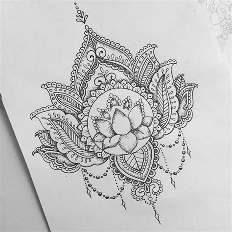44 best lotus tattoo designs golfian com