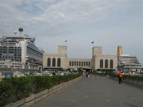 terminal porto napoli daily photos frugal travel tips 187 archive