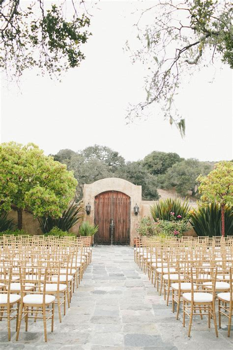 outside wedding venues in monterey ca monterey wedding at pasadera country club from onelove