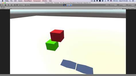 unity tutorial object scripting change material of an object unity tutorial