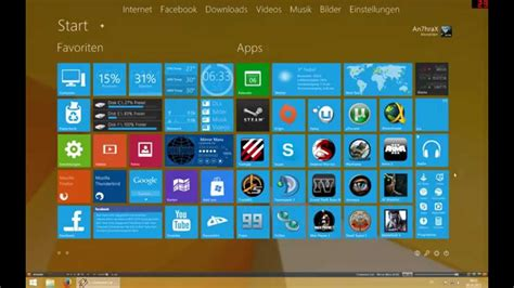 windows 8 theme for windows 7 youtube windows 8 8 1 complete theme for windows 7 10 2013 youtube