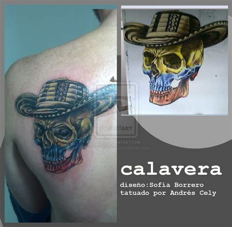 colombian tattoo designs tattoos