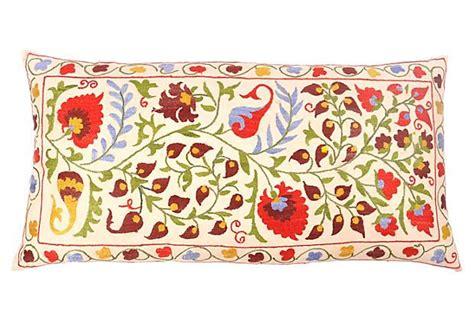 uzbek suzani table runner one kings lane 164 best suzani images on pinterest ikat one kings lane