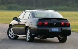 2004 chevrolet impala ss rear view photo 14