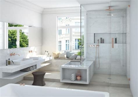 Master Bath Walk In Shower receveurs de douches a carreler wedi niches de douche