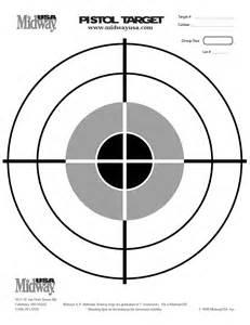 Free Printable Targets 8 5 X 11 » Home Design 2017