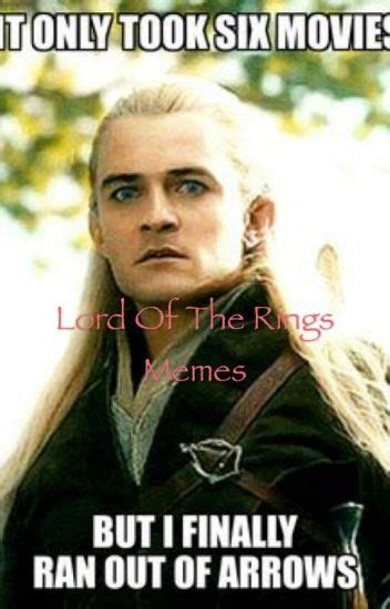 lotr memes lord of the rings memes saved by grace wattpad