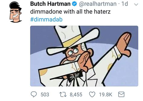 Doug Dimmadome Memes - creator of fairly oddparents dropped this spicy meme rebrn com