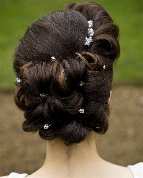 wedding hair on pinterest 95 pins 10 creative ways to use hair pins