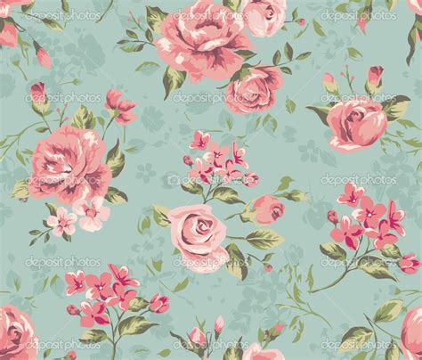 flower pattern old depositphotos 27946387 classic wallpaper seamless vintage