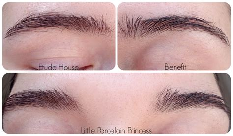 Dijamin Etude House Etude House Color My Brows porcelain princess review etude house color my