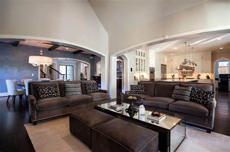 Cuisine Style ée 50 3730 by 3730 Traditional Living Room Houston By