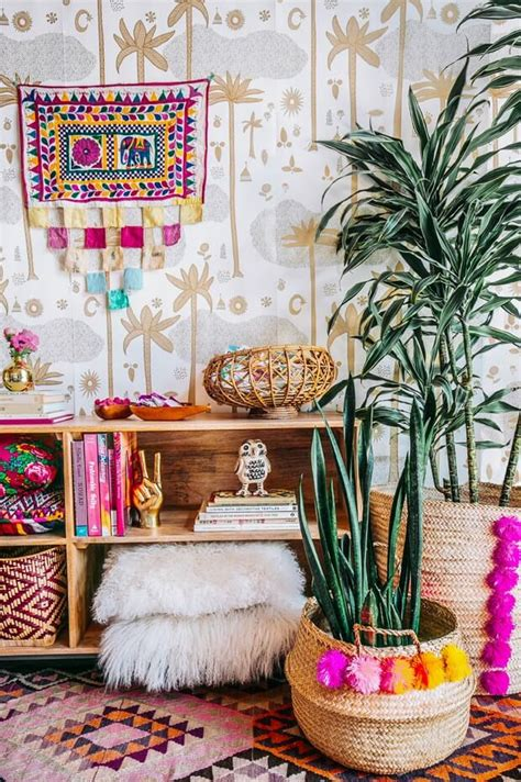 Bohemian Home Decor Stores Let S Get Jungalicious For The Bohemian Decor Inspiration