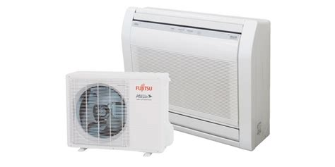 Fujitsu Floor Mounted Heat Pumps by Fujitsu S New Floor Mounted Heat Pumps Operate At