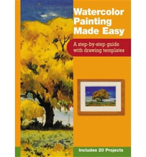 watercolors step by step books watercolor painting made easy