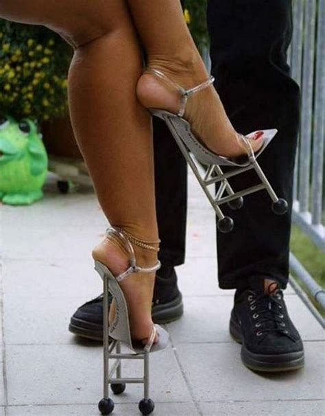 34 Most Weird and Strange Shoes   The Wondrous Pics