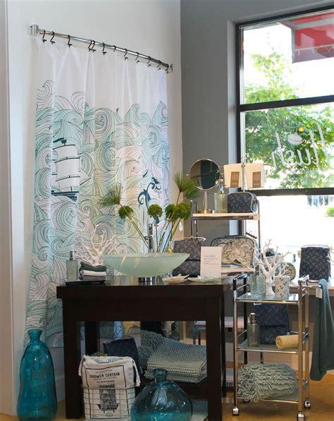Sea Themed Shower Curtains Sea Sailing Theme Shower Curtain Bath Bathroom Inspiring Shower Curtains
