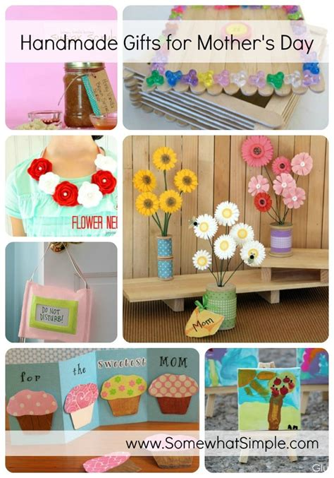 Handmade Mothers Day Ideas - happy s day 30 handmade mothers day gifts