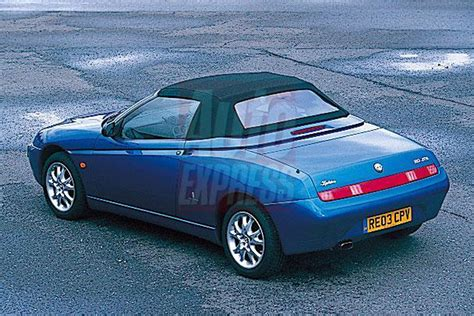 alfa romeo classic spider alfa romeo spider future classic cars that could make