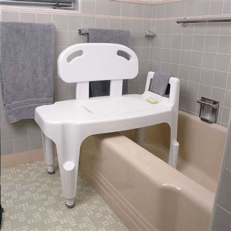 bath bench standard bath transfer bench bathing bathroom aids