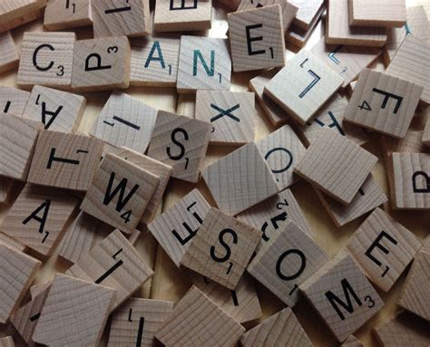 scrabble i when can you exchange tiles in scrabble