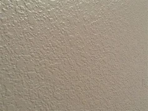 New Home Wall Texture smooth or textured walls
