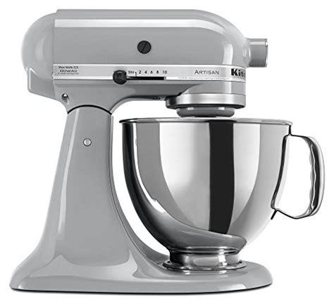 Kitchen Aid Ksm150psww Artisan Series Wpouring Shield White On White by Kitchenaid Ksm150psmc Artisan Series 5 Qt Stand Mixer