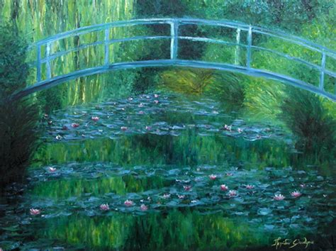 monet poster portfolios 382281413x japanese bridge by ele art on