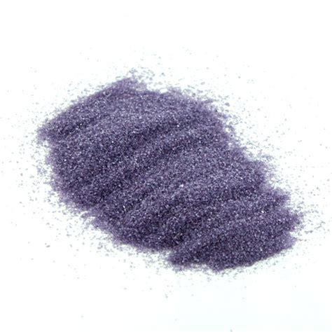 decorative sand decorative purple colored sand 1lb